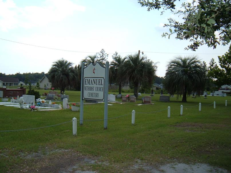 Emanuel Methodist Church Cemetery