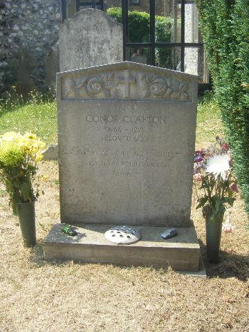 Conor Clapton (1986 - 1991) - Find A Grave Memorial