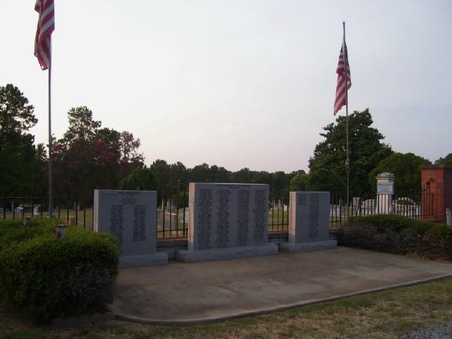 Overton City Cemetery