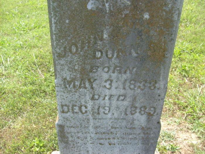 John Alderidge Dunn, Jr