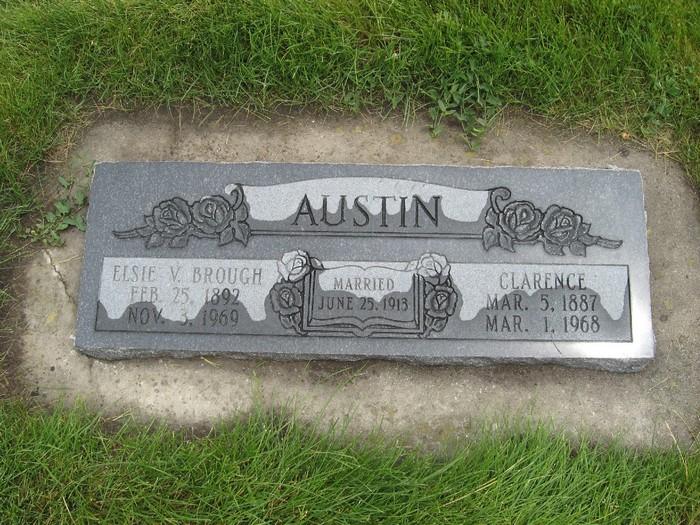Elsie V. <i>Brough</i> Austin