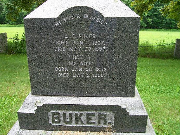 A P Buker