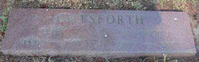 Margaret Frances <i>Crosby</i> Cutsforth