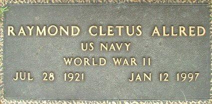 Raymond Cleatus Allred
