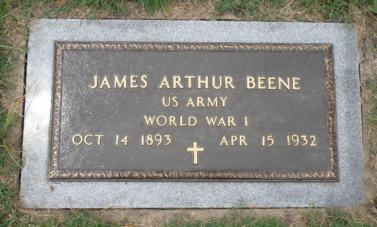 James Arthur Jack Beene