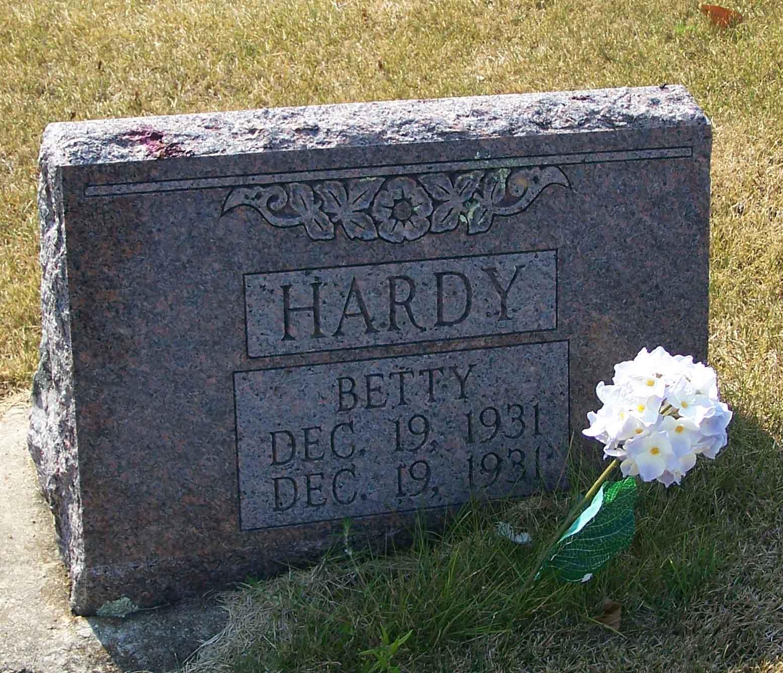 Betty Zoe Hardy