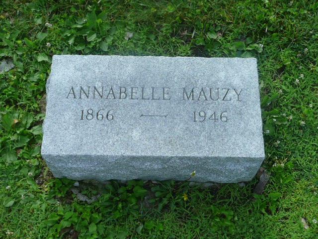 Annabelle Mauzy