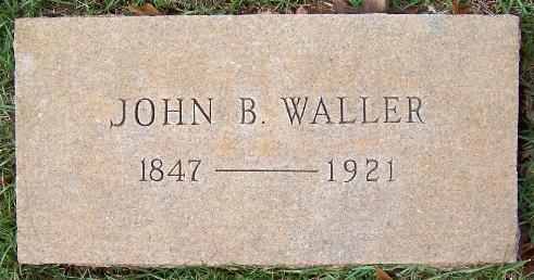 John Buel Waller