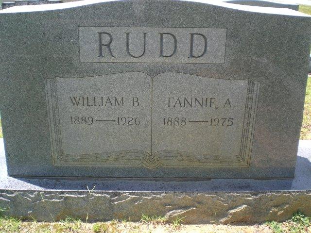 William Brooks Rudd