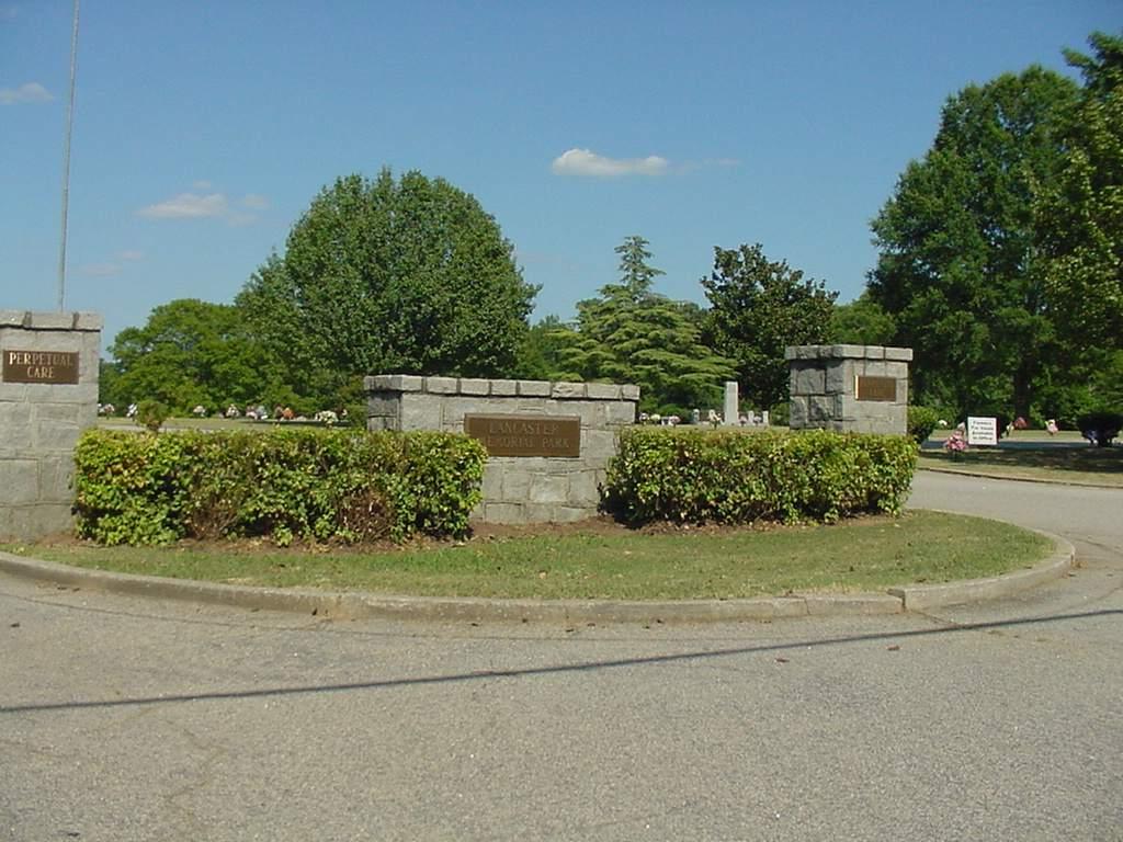 Lancaster Memorial Park