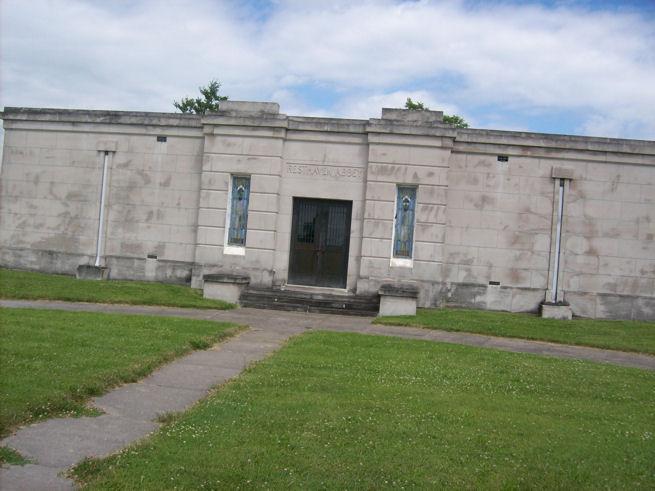 Moss Ridge Cemetery
