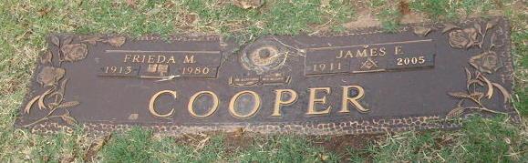 James Fowler Cooper