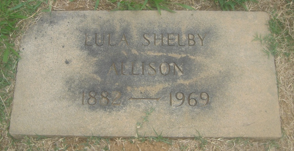 Lula Bell <i>Shelby</i> Allison