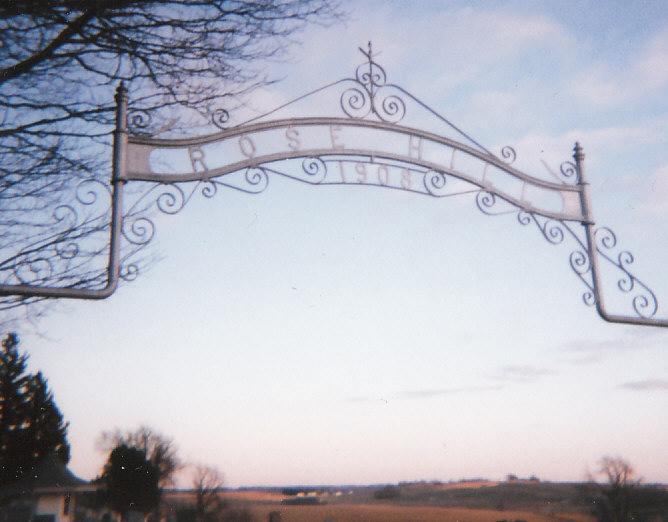 Rose Hill Cemetery in Toledo, Iowa - Find A Grave Cemetery