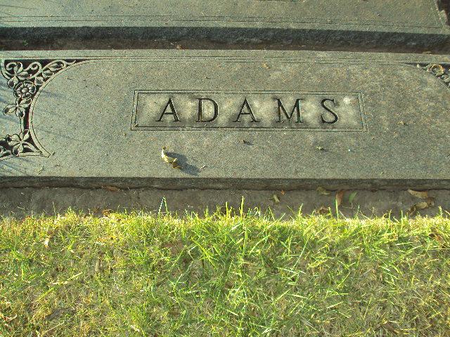Walter H Adams