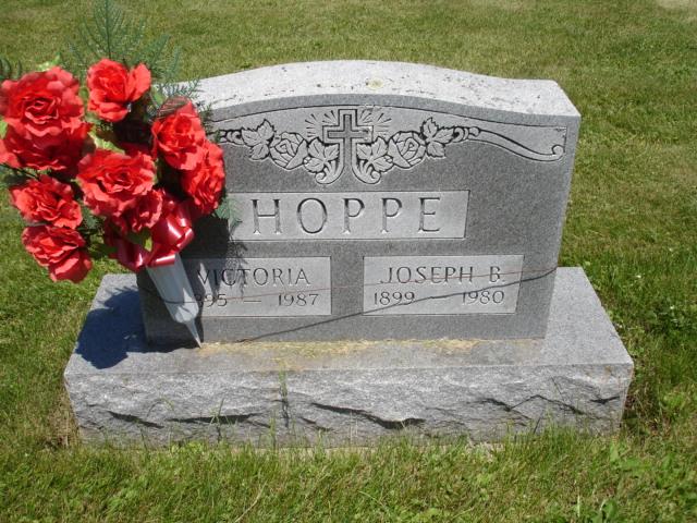 Victoria Elizabeth <i>O'Hotto</i> Hoppe