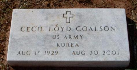 Cecil Loyd Coalson