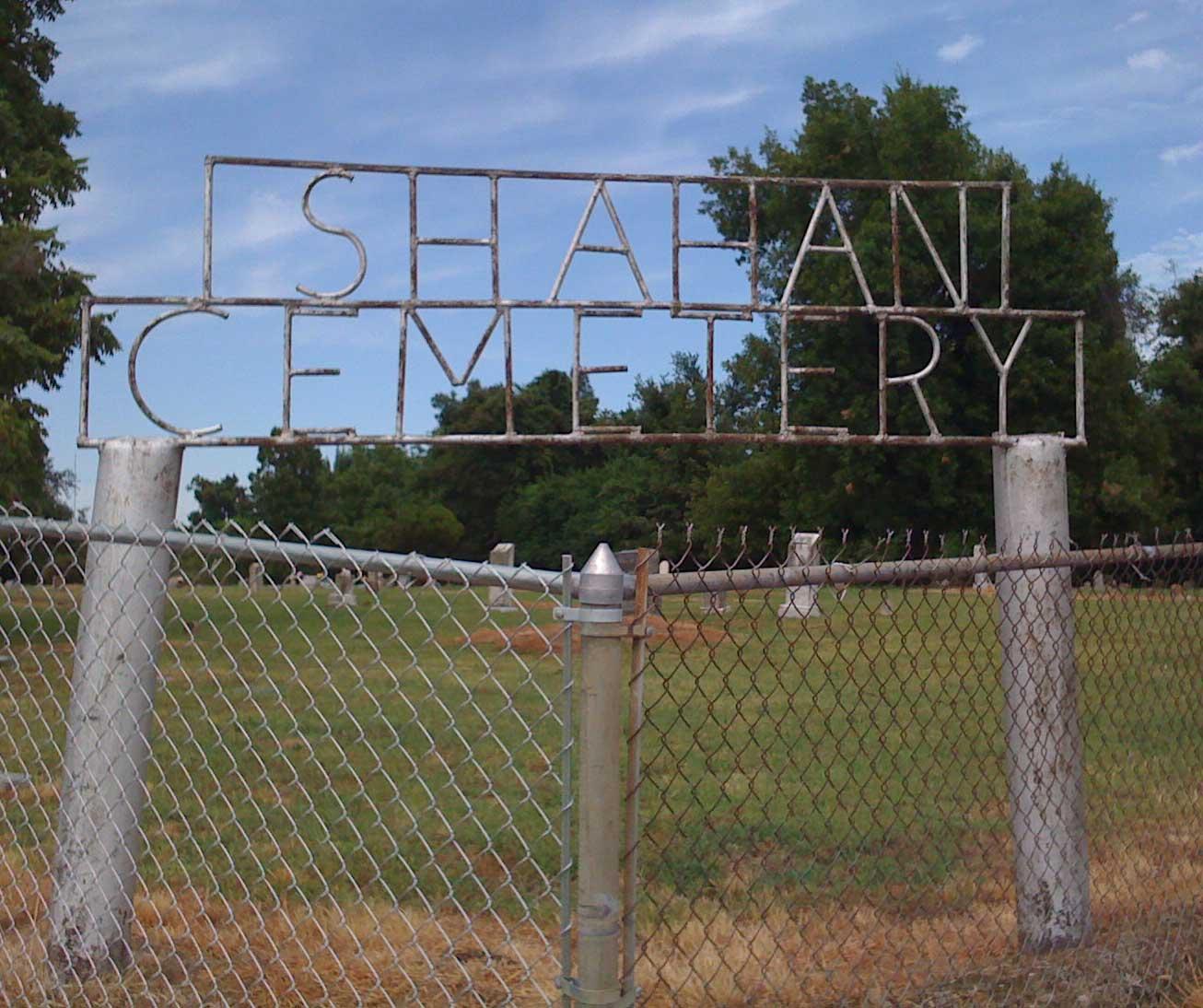 Shahan Cemetery
