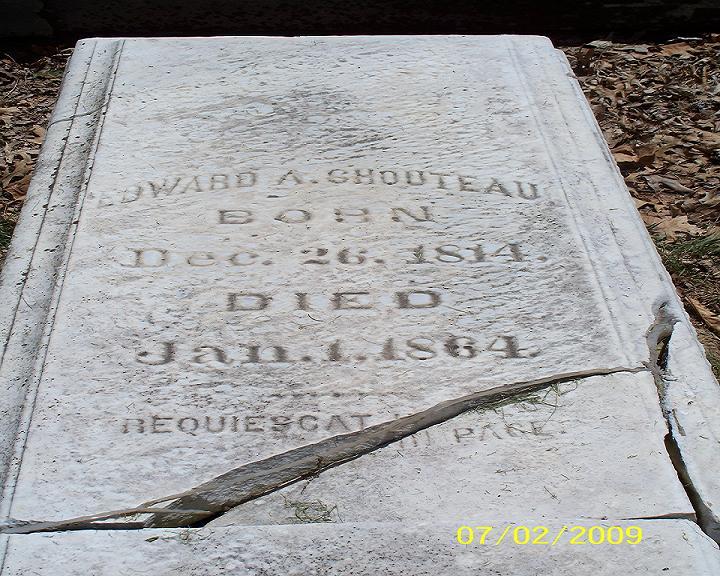Edward A Chouteau