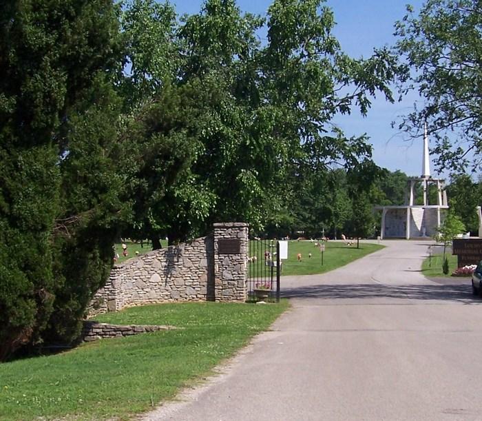 Louisville Memorial Gardens