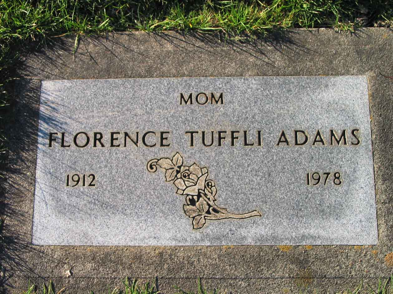Florence Amy Adams