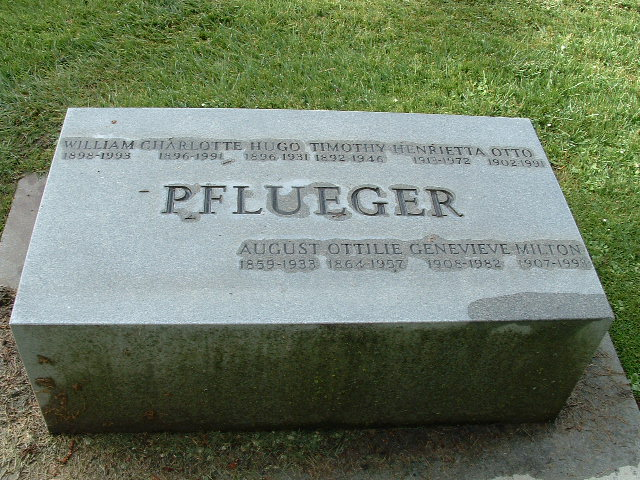 Timothy Ludwig Pflueger