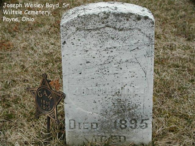 Joseph Wesley Boyd
