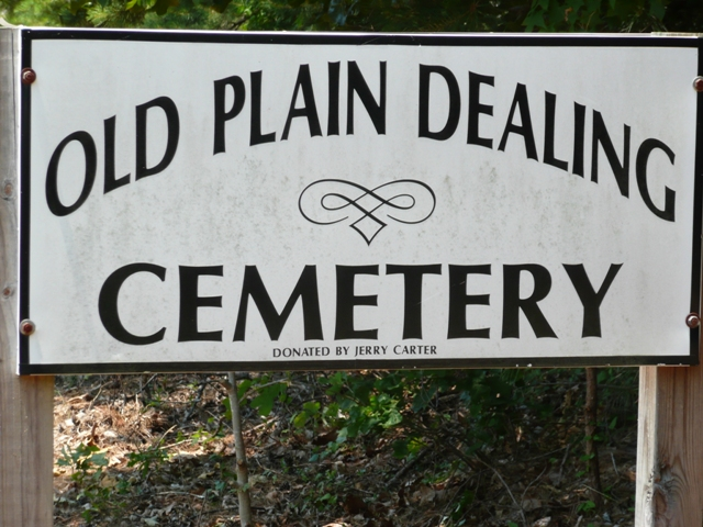 Old Plain Dealing Cemetery