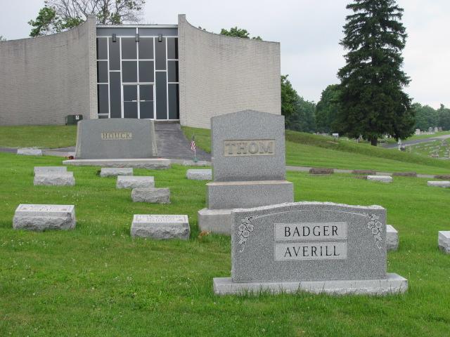 Elizabeth <i>Badger</i> Averill