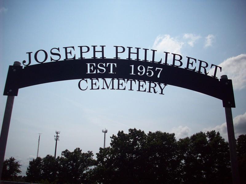 Joseph Philibert Cemetery