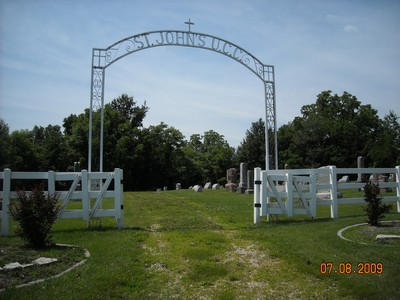 Saint Johns UCC Cemetery