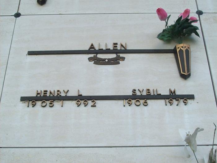 Henry L Allen