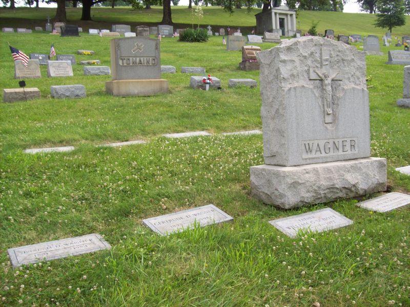 Catherine M <i>Wagner</i> Caulfield