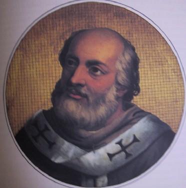 Pope Benedict, III