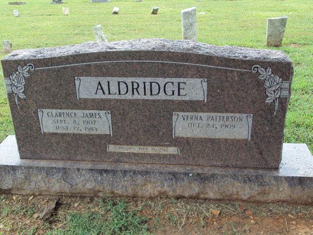 Clarence James Aldridge