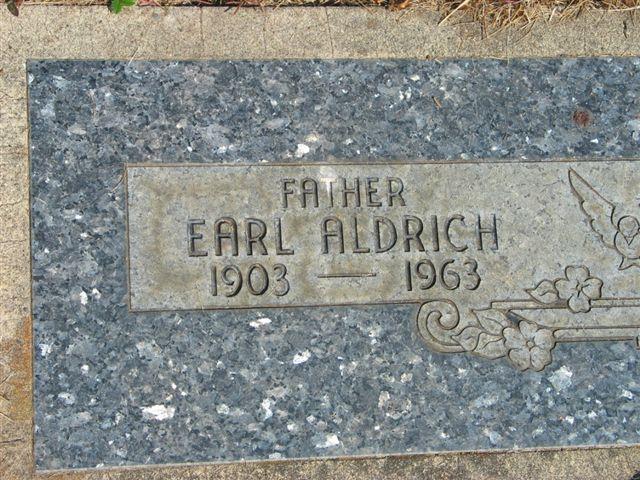 Earl Chapman Aldrich