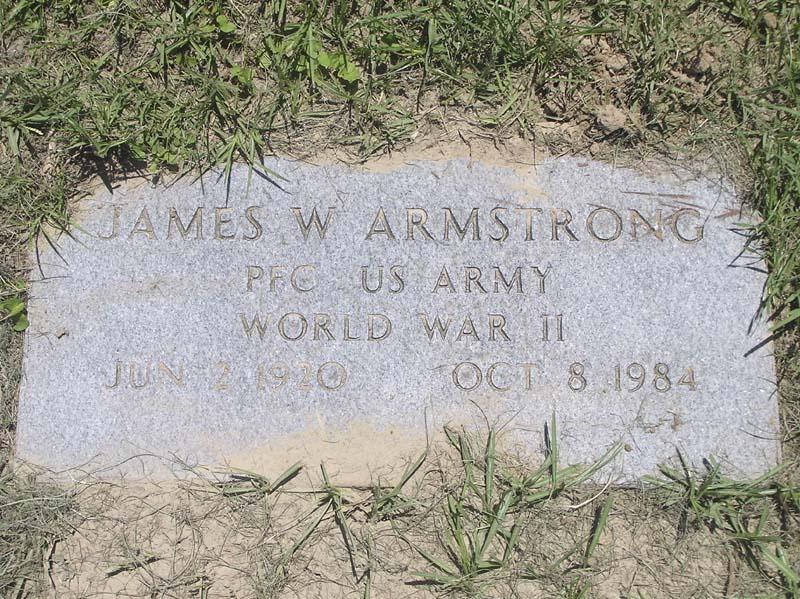 James Watson Jimmy Armstrong