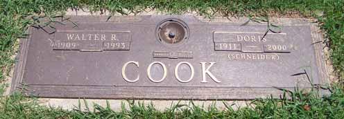 Doris <i>Schneider</i> Cook