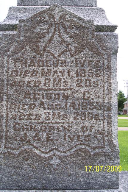 Adison G. Ives