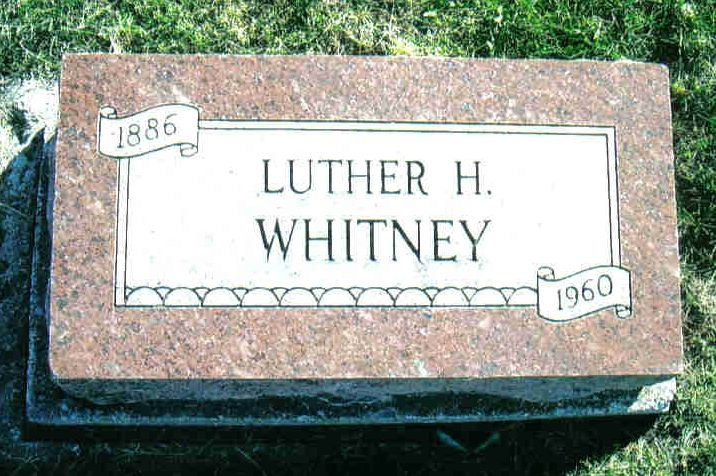 Luther Henry Whitney