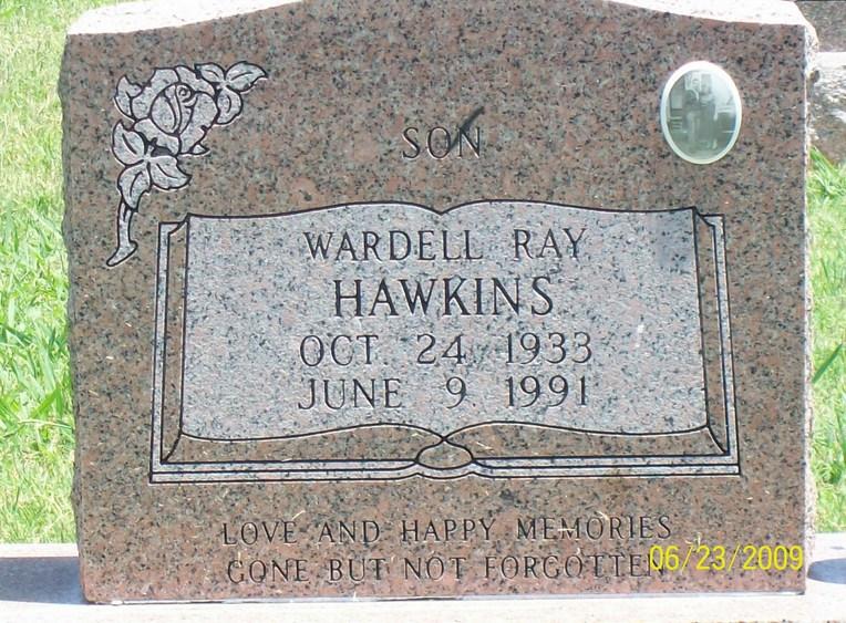 Wardell Ray Hawkins