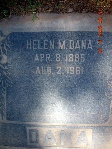 Helen <i>Millet</i> Dana