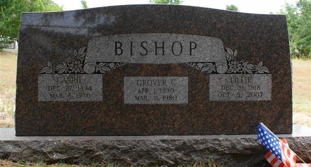 Grover Cleveland Bishop