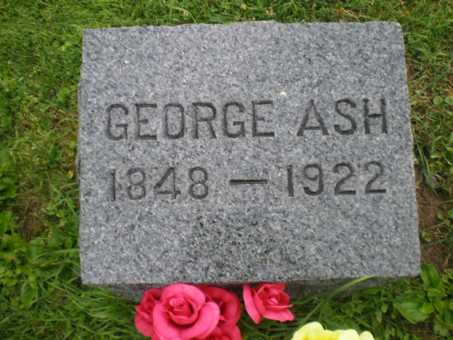 Pvt George W Ash