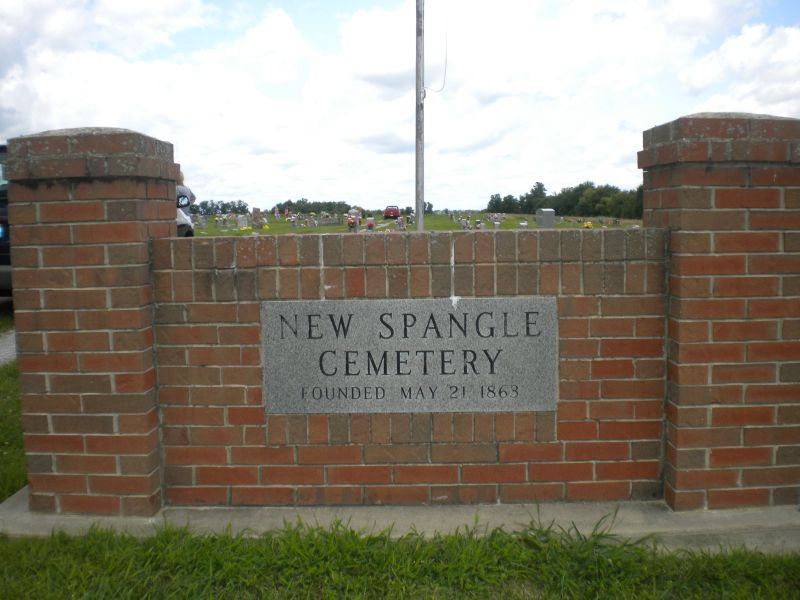 New Spangle Cemetery