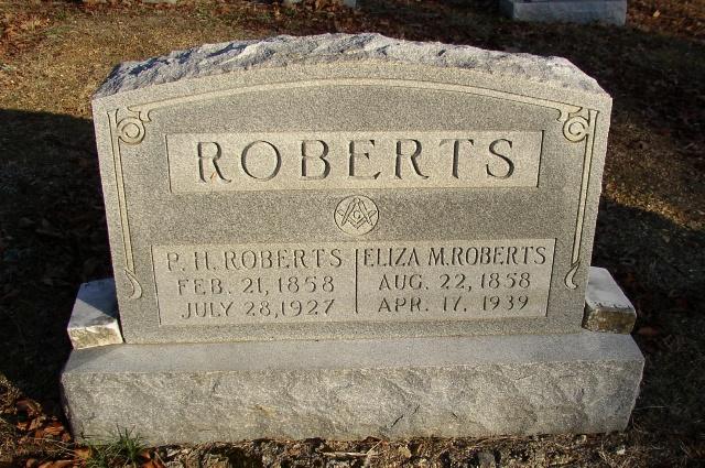 Eliza Minerva Ann <i>Barnett</i> Roberts