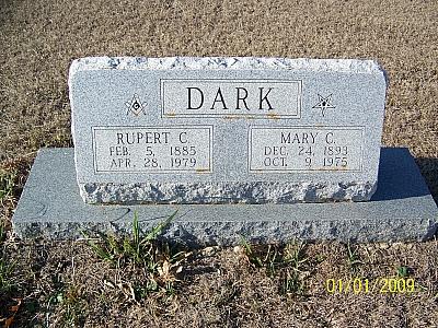 Mary C Dark