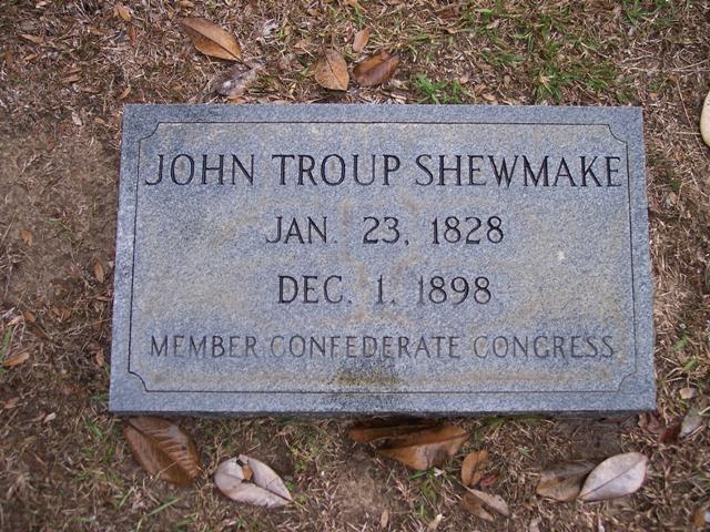 John Troup Shewmake