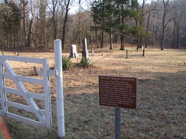 McCann Cemetery