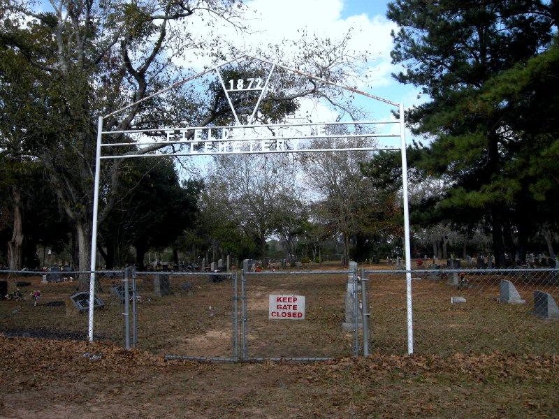 Fields Store Cemetery